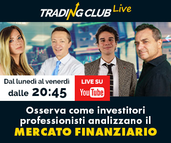 Trading Club Live in diretta su YouTube